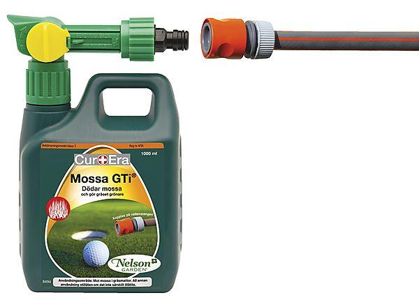 GTI tak och gräs